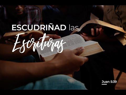 Escudriñad las escrituras - Nani y Luis Bravo