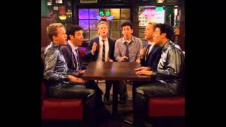 Barney and Ted Sing The Longest Time - 1 HOUR VERSION! (How I Met Your Mother)