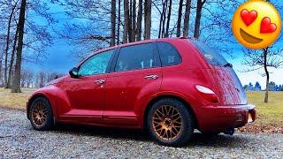 Tein SKG10-AUB00 S.Tech Lowering Spring for Chrysler PT Cruiser