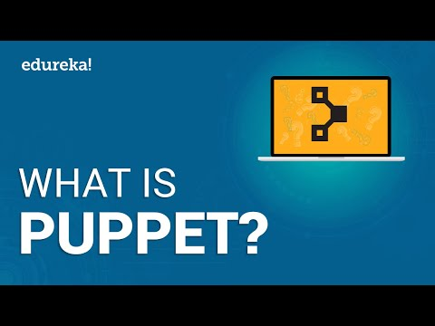 What is Puppet | Puppet Tutorial for Beginners | Puppet Configuration Management Tutorial | Edureka