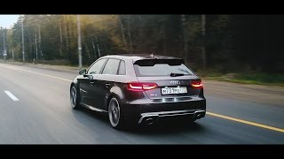 Бородатая Езда. Audi Rs3 2015