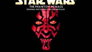 john williams the droid invasion and the Appearance of Darth Maul