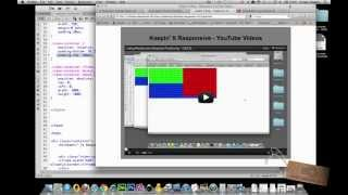 Making Embedded YouTube Videos Responsive - Responsive Web Design