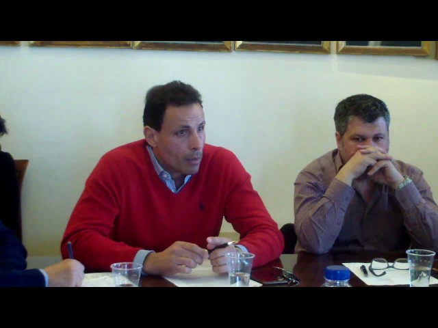 Συνεδρίαση Επιτροπής Τουρισμού - 22/02/2017
