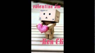 valentine ấm - ken ck