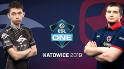 Dota 2 - Team Secret vs. Gambit - Game 1 - GRAND FINAL - ESL One Katowice 2019