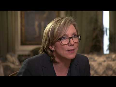 BBC Hardtalk's Sarah Montague interviews Italian State Secretary for European Affairs, Sandro Gozi