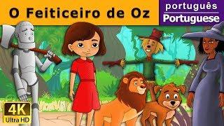 O Feiticeiro de Oz | Contos de Fadas | Contos Infantis | Portuguese Fairy Tales