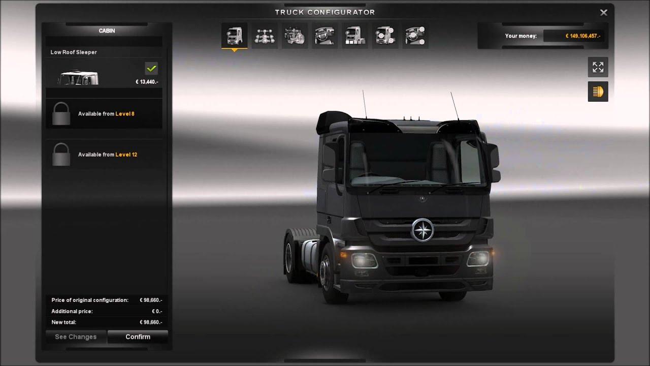 Euro Truck Simulator 2 Majestic Truck Dealerships Youtube