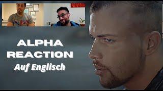 Bsckstreet Gents React To Kollegah - Alpha! English Reaction!