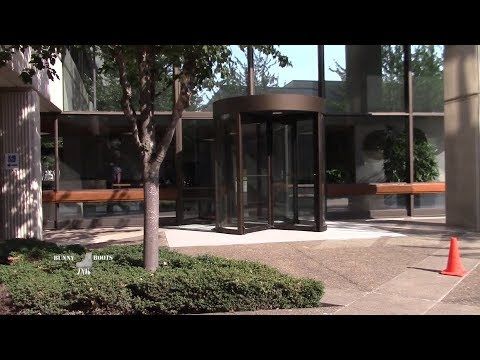 First Amendment Friday: Eugene Federal Building