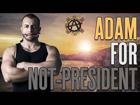 We Should Have Limited Government Like We Should Have Limited Cancer - Adam Kokesh Anarchapulco 2017