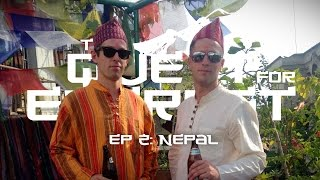 The Quest For Everest: Ep 2 - Nepal [Backpacking Documentary]