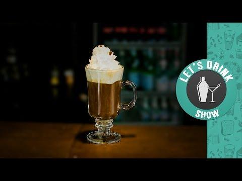 Кофе по-ирландски/Irish coffee [Lets Drink Show]