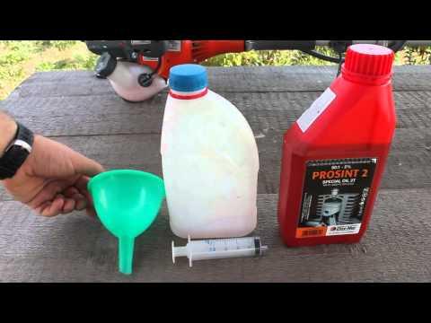 Пропорция масла и бензина для двухтактных двигателей: инструкция для «чайников»