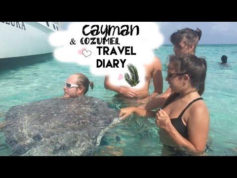 Cozumel Mexico & Cayman Island x CRUISE