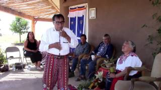 Maya Elder   Don Alejandro   Estancia, New Mexico 2015   Part 3
