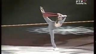 Екатерина Гордеева. Шоу Артура Дмитриева - 2003 год.  Ekaterina Gordeeva.