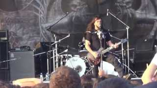 Rotting Christ-The Sign Of Evil Existance LIVE Athens Greece 2013