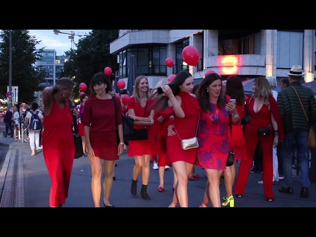 RED LADIES CLUB   Sommerparty 2019