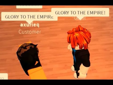 Trolling The President Of Boba Cafe - ROBLOX Trolling