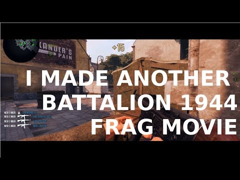 MOJO 4 - a mojo battalion 1944 frag movie