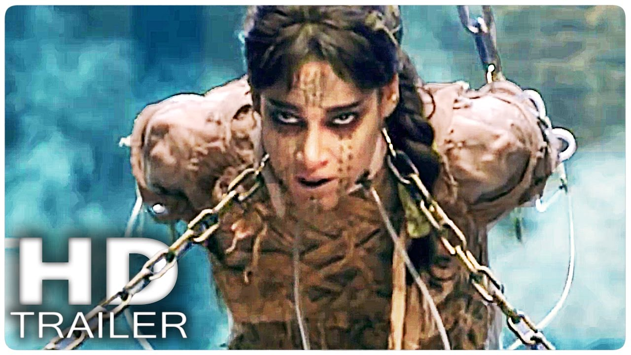The Mummy Extended Trailer 2017 Youtube