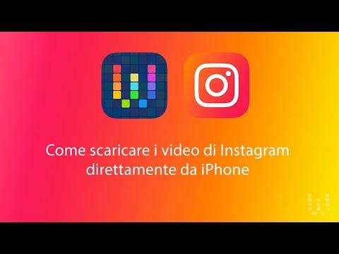 foto da instagram con workflow