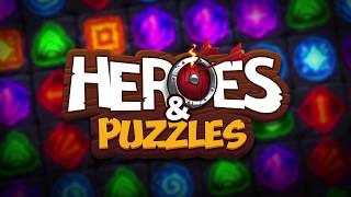 Heroes and Puzzles - Official Trailer