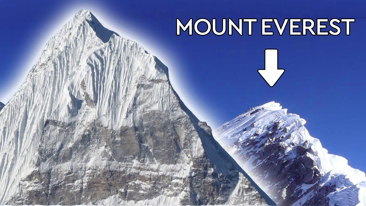 The highest mountains in the world 3