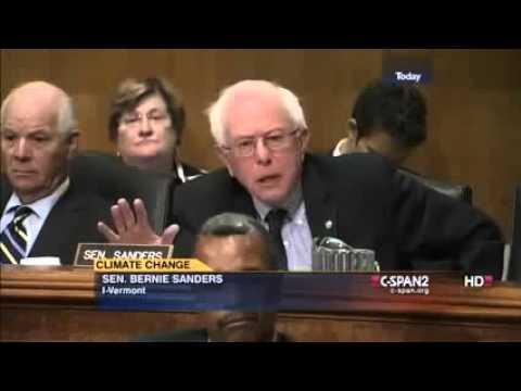 Bernie Sanders on Climate Change