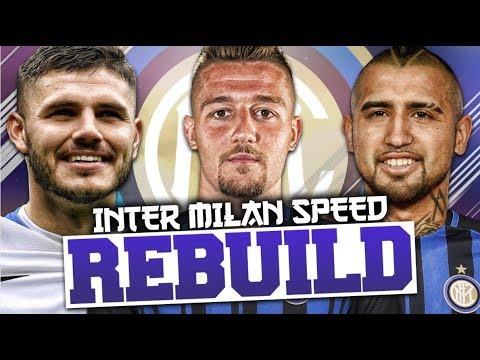 [COLLAB SPECIAL] REBUILDING INTER MILAN vs JarradHD
