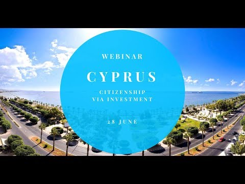 Cyprus Residence and Citizenship via investment