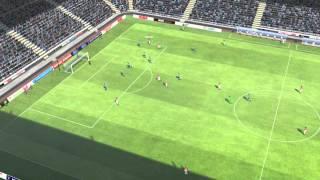 Espanyol 0 - 1 Granada - Ruben Yttergard Jenssen double miss