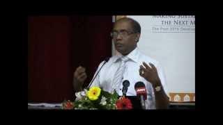 Demand Side Management - Mr. Ranjith Pathmasiri [Sinhala]