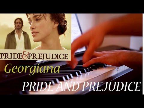 Georgiana - Pride and Prejudice (Piano Soundtrack) - Dario Marianelli +SHEETS