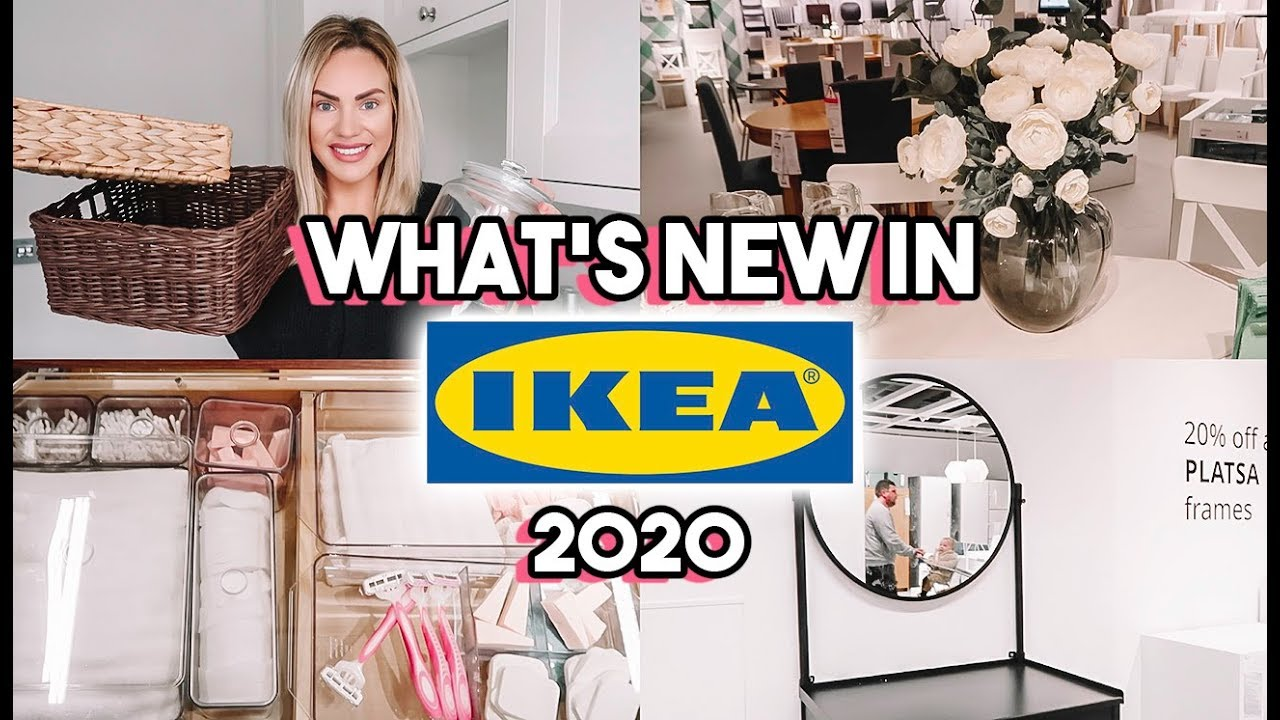 WHAT'S NEW IN IKEA FEBRUARY / MARCH 2020 AND IKEA HAUL