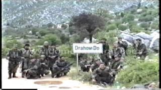 """1992.05.30. - Izvidnički vod 1./ 1. A brigade ZNG """"Tigrovi"""" - Ulazak u Orahovi Do"""
