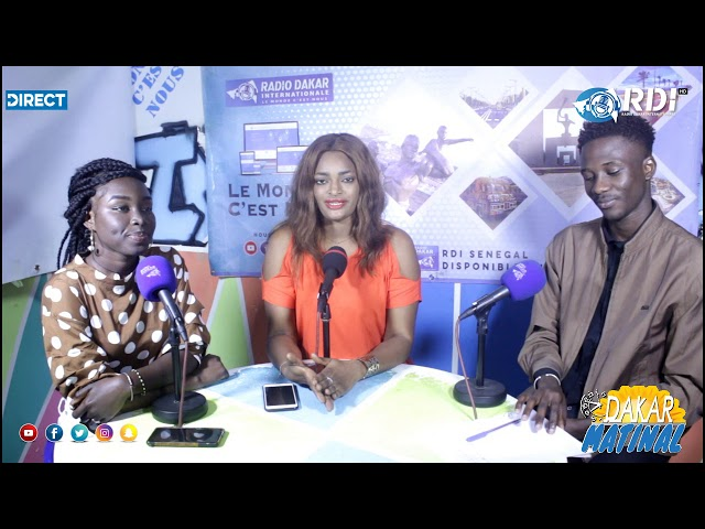 Dakar Matinal Rubrique Actualité