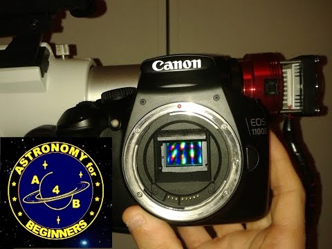 How to clean DSLR, CCD, and CMOS camera sensors