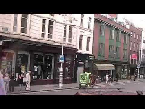 Celtic Tours: Near Stephen's Green and Grafton St, Dublin