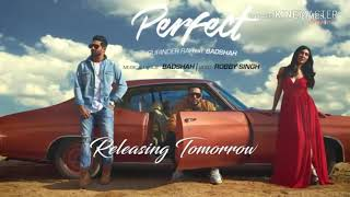 Parfact ft Badshah song teaser out release today