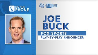 FOX Sports' Joe Buck Talks Packers-Seahawks, Jimmy Johnson & More with Rich Eisen   Full Interview