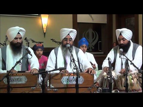 ਗੁਰਸਿਖਾ ਮਨਿ ਵਾਧਾਈਆ Vaadhhaaeeaa Gurasikhaa Man Bhai Davinder Singh Sodhi Ludhiane Wale HD