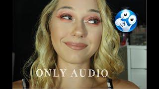 Following a Nikki tutorials makeup tutorial using only the AUDIO