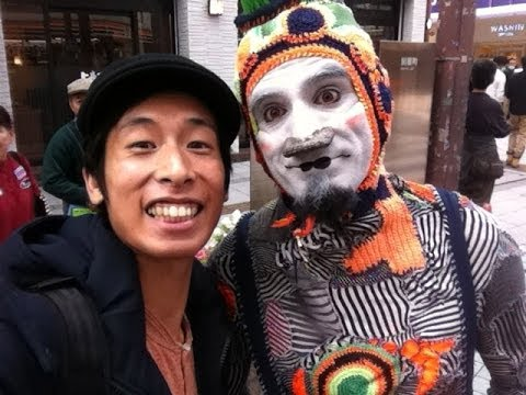 Mimo Karcocha en Japon!!
