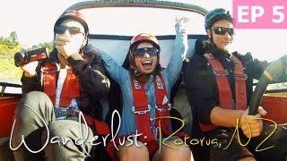 Action Adventure in Rotorua | Wanderlust: New Zealand [EP 5]