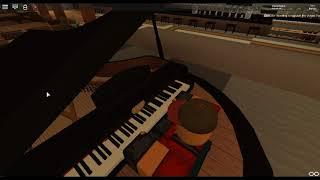 (K) Nuit des Nuits - Touhou 9: PoFV par: ZUN sur un piano ROBLOX. [Revamped Again]