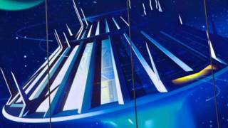 Space Mountain - Starry O Phonic Ride Music (Full HQ) - Disney World