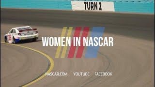 Women in NASCAR: A look at the women who make America's highest form of stock car racing go
